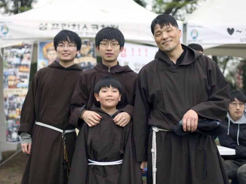 A Custódia dos Capuchinhos da Coreia