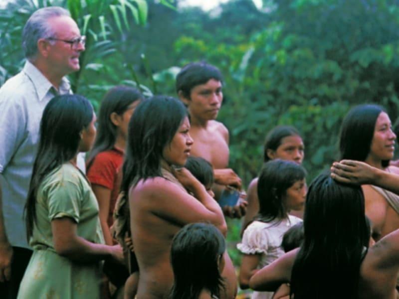 Dom A. Labaka: da missão ao martírio